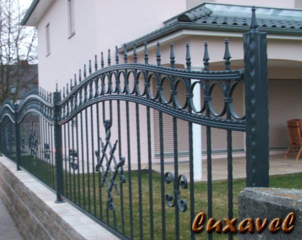 Gard Fier Forjat Model G131