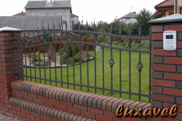 Gard Fier Forjat Model G160