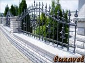 Gard Fier Forjat Model G107