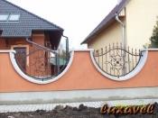 Gard Fier Forjat Model G108