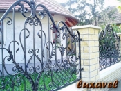 Gard Fier Forjat Mode G113b