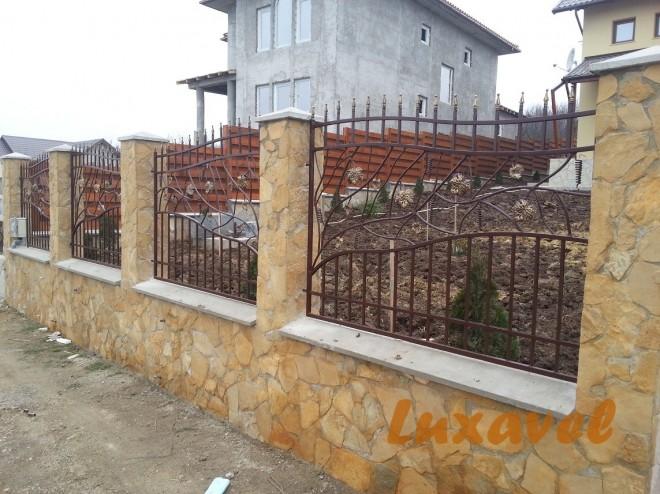 Gard Fier Forjat G107 - 3