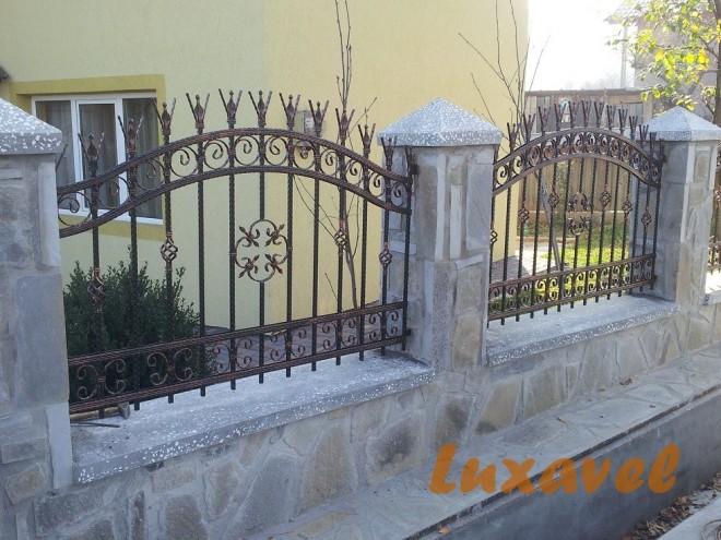 Gard Fier Forjat G108 - 2